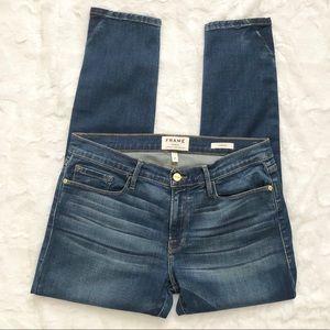 Frame Le Garçon Astoria Jeans Size 27